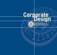 Manuale Corporate Design (7 MB) - Libera Università di Bolzano