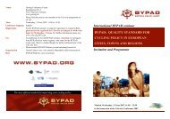 BYPAD Seminar Folder