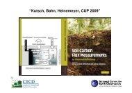 """""""Kutsch, Bahn, Heinemeyer, CUP 2009"""" - JULES"""