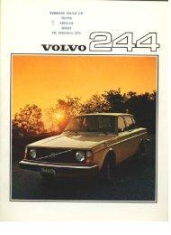 volvo 244 / volvo 240 - Volvo244.pl