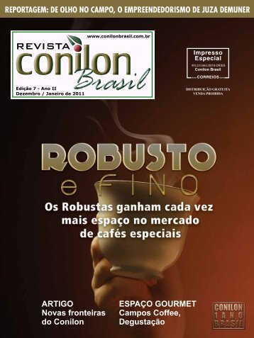 Fazer download desta edição - Conilon Brasil