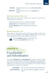 Chapter 17: Coordination and Subordination eBook