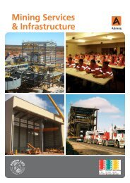 Mining Services & Infrastructure - Ahrens