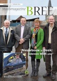 Stadsmagazine februari 2011 - Stad Bree