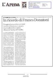 ricordodi - Verona Contemporanea Festival
