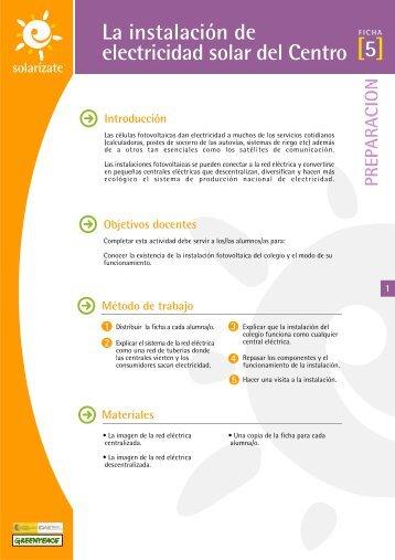 Ficha 5 - Solarizate