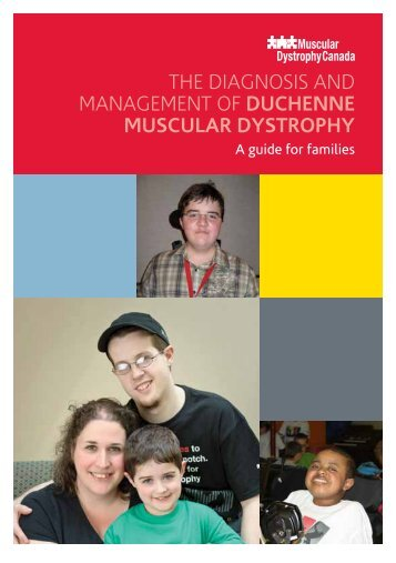 the diagnosis and management of duchenne muscular dystrophy
