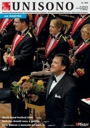 Dirigentin /Dirigent - Schweizer Blasmusikverband