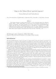 pdf of preprint - Departamento de Matemática da Universidade do ...