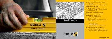 Vodováhy - TOP CENTRUM
