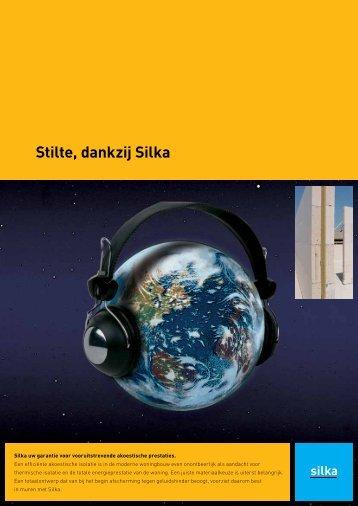 Stilte, dankzij Silka - Xella