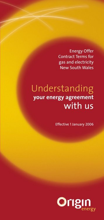 Understanding - Origin Energy