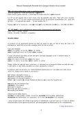 Manual Gramaticałe Xenerałe de ła Łéngua Vèneta ... - Università Ca - Page 6