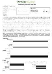 download pdf - Dimplex