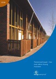 Thamesmead Ecopark – Case study Gallions Housing Association ...