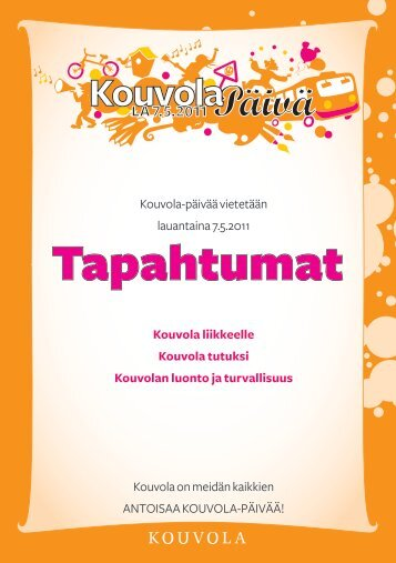 Tapahtumat - Kouvola