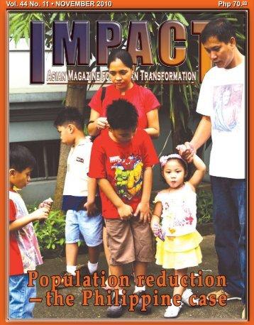 November 2010 - IMPACT Magazine Online!