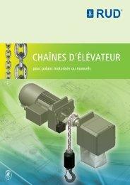 Systèmes de chaîne PDF - RUD