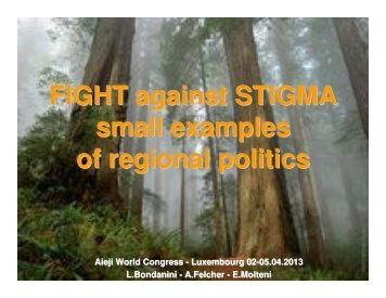 aieji congress 2-5 aprile 2013