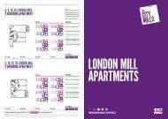 London Mill apartments - London & Quadrant Group