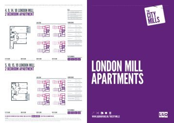 London Mill apartments - London & Quadrant Group
