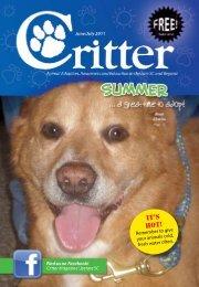 It's HOT! - Critter Magazine
