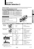 Series CY1H - SMC ETech - Page 6