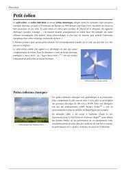 Petit éolien - Patrick MONASSIER - Free