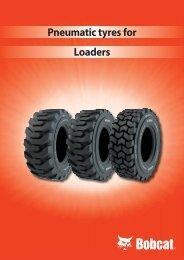 Pneumatic Tyres For Loaders - DM-Ker Kft