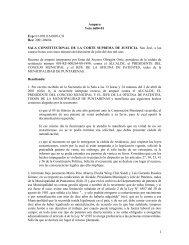Amparo Voto 6684-01 Exp: 01-003116-0007-CO Res: 2001 ... - Acnur