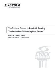 The Truth on Fitness: Is Treadmill Running The Equivalent Of ...
