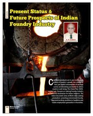 Present Status & Future Prospects of Indian... - Metalworld.co.in