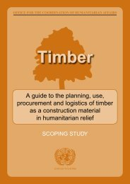 Timber - International Recovery Platform