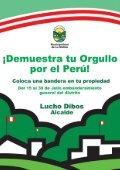GUIA MOLICAR EDICION 1 JULIO 2005 - Municipalidad de La Molina - Page 2