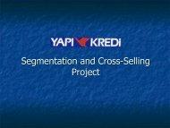 Segmentation and Cross-Selling Project - sasCommunity.org