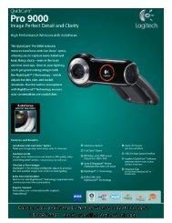 Logitech QuickCam Pro 9000 - En-Net Services