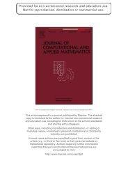 Magnus integrators for solving linear-quadratic differential ... - UPV