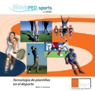 NovaPED sports - Ortopedia Sotos