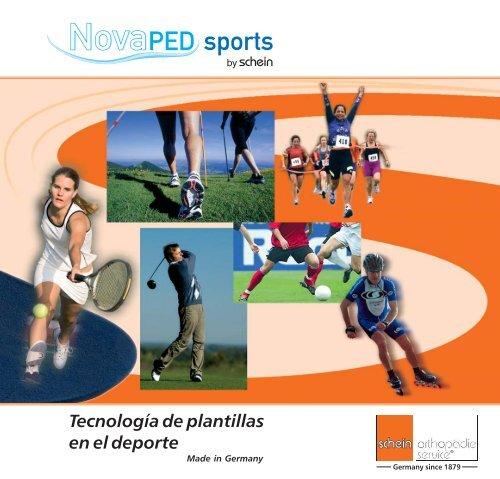 NovaPED sports - Ortopedia Sotos