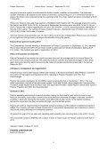 interim report january 1 – september 30, 2012 - Fiskars Corporation - Page 7