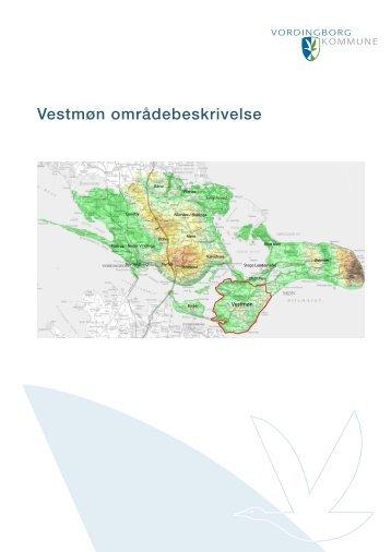 Vestmøn områdebeskrivelse - Vordingborg Kommune