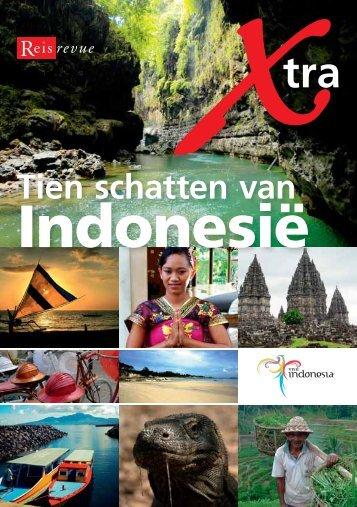 Tien schatten van Indonesië
