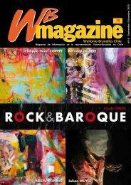 N°18 Se ptiembre / Diciembre 2010 Magazine de información ... - WBI
