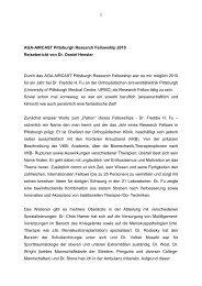 von Dr. Hensler als pdf - AGA