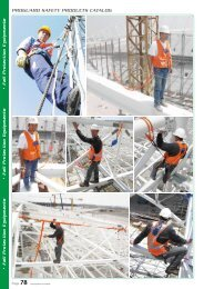 PROGUARD SAFETY PRODUCTS CATALOG