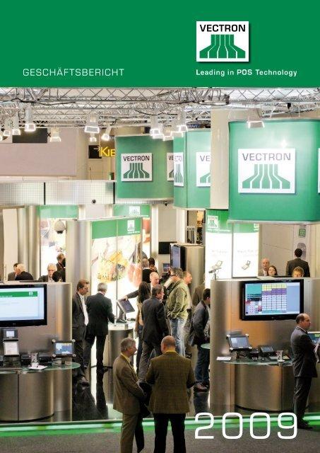 Geschäftsberichts 2009 - Vectron Systems AG