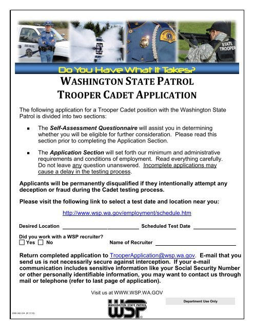 weight is maximum for your height - Washington State Patrol