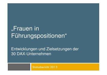 Dax-30_Frauen_in Fuehrungspositionen