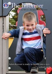 Adam Koczur is ready to launch into a new school year - the ...