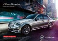 Download Preisliste C-Klasse Limousine gültig ab ... - Mercedes-Benz